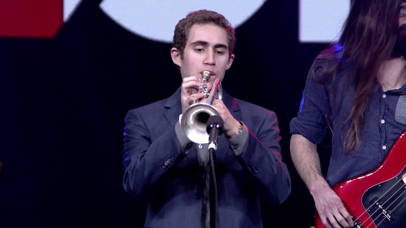 A New Take on Vintage Jazz | Big Wys Brass Band | TEDxYouth@Austin