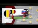 Бельгия Россия 3 - 1 Обзор матча Euro 2020