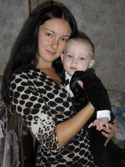 Кристина Церцина, 7 ноября 1989, Санкт-Петербург, id2031706