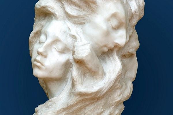Выставка скульптур Анны Голубкиной. Подождите загрузки картинки!
