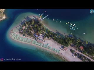 Олюдениз,Фетхие (Турция) - канал Yürüyen Kamera www.youtube.com