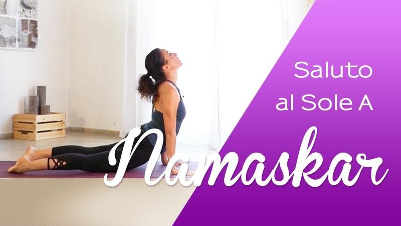 Yoga Saluto al Sole A Surya Namaskar