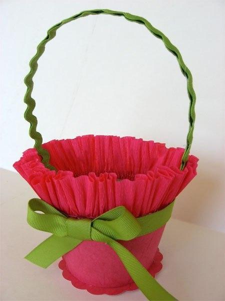 оформление цветов из конфет