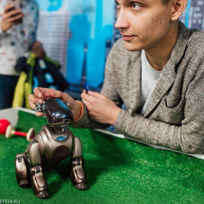 Вторжение роботов в Ставрополе!