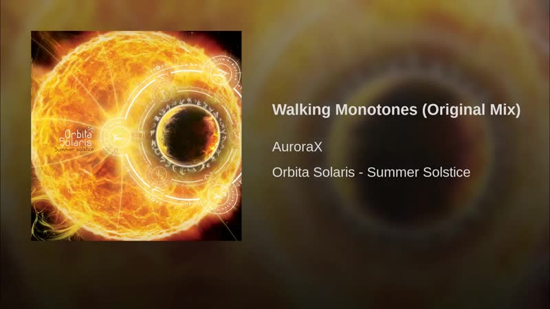 Walking Monotones Original Mix
