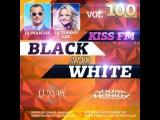 DJ Maniak &amp DJ Tommy Lee - Radio-show Black &amp White 100 выпуск