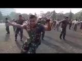 Солдат взорвал интернет.Танцует Alya Nairi . Буй буй .