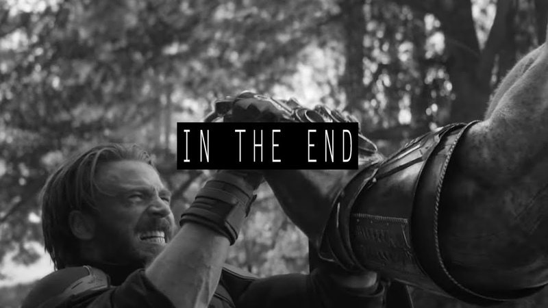 Avengers Infinity War In the end