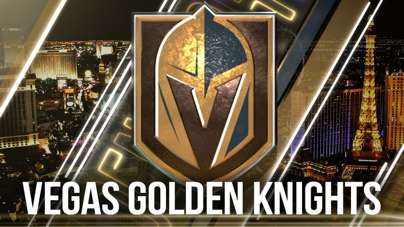 Vegas Golden Knights vs. Los Angeles Kings 27.02.2018 Intro