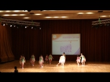 Москва конкурсВершина успехаи 3 место танец дорога цветов