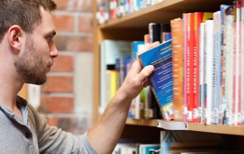 книжных магазинах может быть раздел, посвященный науке о продуктах питания