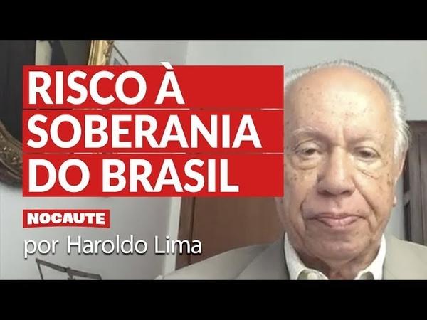 INTERVENÇÃO ARMADA NA VENEZUELA TRAZ ENORME RISCO PARA A SOBERANIA DO BRASIL