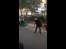 Hondaes dancers Fire by BTS