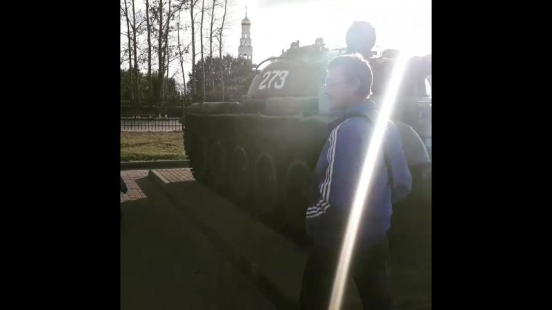 танковыймузейпрохоровка