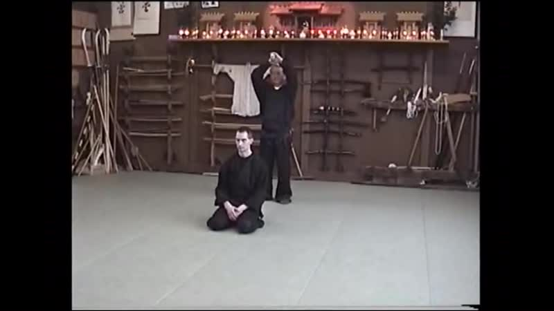 Sakki test Hatsumi sensei
