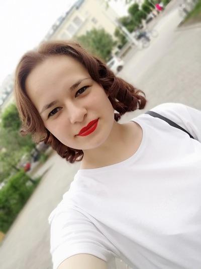 Ксения Тумареева