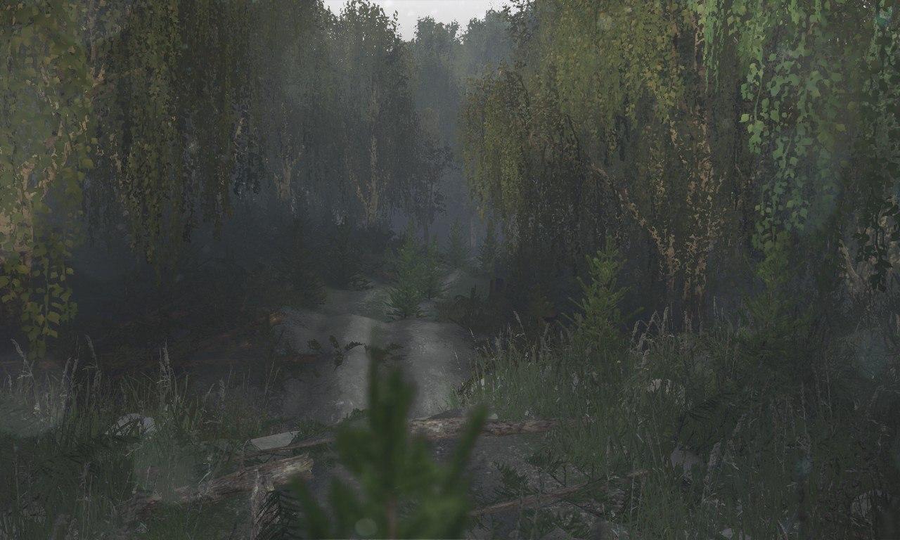 """Карта """"17х23"""" для 03.03.16 для Spintires - Скриншот 2"""