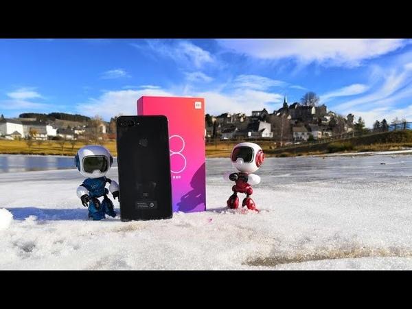 Xiaomi Mi 8 Lite, encore une merveille