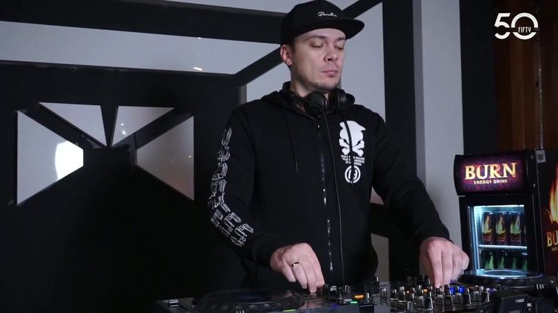 Skober - Live @ Radio Intense 16.01.2019 Techno mix