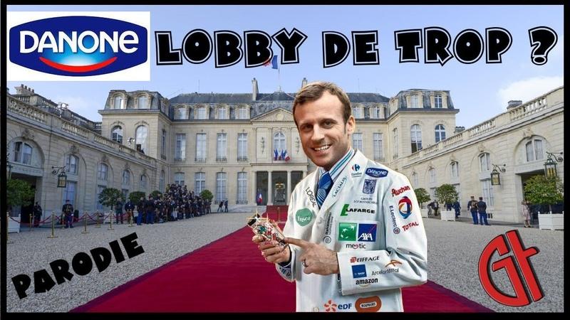 🎶 Lobby de trop - Parodie de Charles Trenet