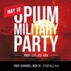 OPIUM MILITARY PARTY