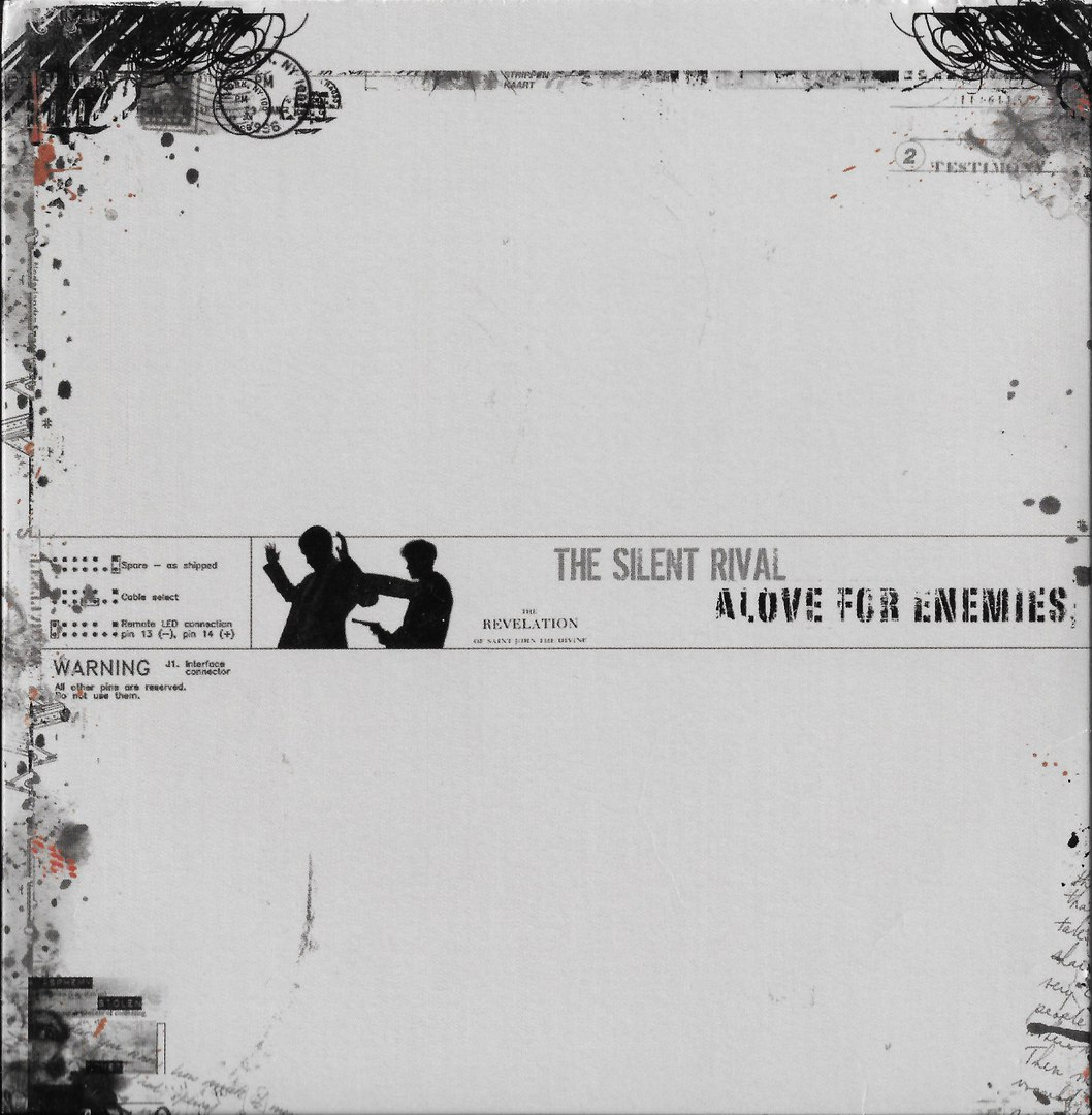 Alove For Enemies - The Silent Rival [EP] (2016)