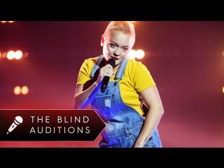 Emily Green - Edge of Seventeen/ Bootylicious (The Voice Australia 2018)