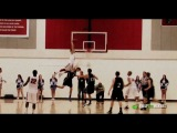 Gabe York's BEST DUNK 2 (More replays) 2.17.12
