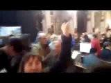 Нападение сторонников абортов на приход Сан-Мигель в Пальма-де-Майорка 9 февраля 2014