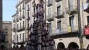 3 de 10 amb folre i manilles descarregat pels Minyons de Terrassa a Girona 26/10/2014