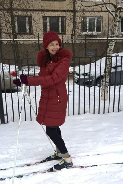 Екатерина Чекалина