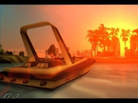 GTA Vice City End Credits Music HD 720p