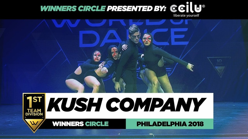 Kush Company | 1st Place Team | Winners Circle | World of Dance Philadelphia 2018 | WODPHILLY18