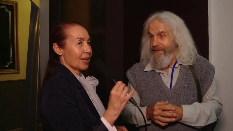 Интервью (Владимир Афанасиевич Мишин)