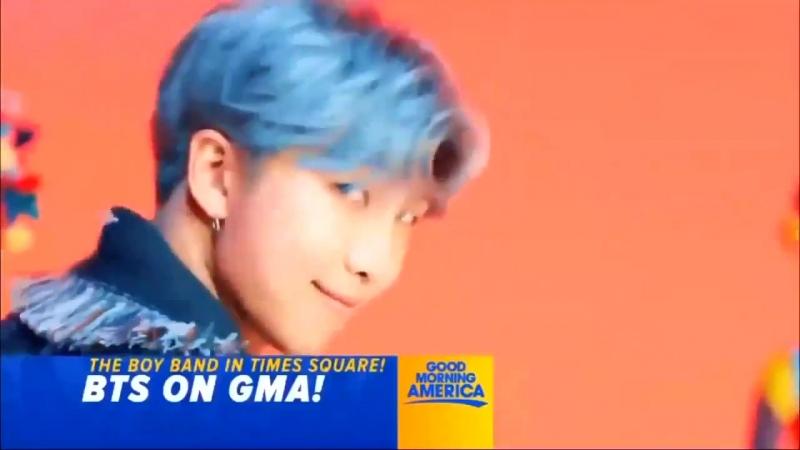GMA BTS cut