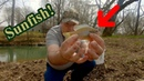 Catching Sunfish to use as bait (windy day fishing)