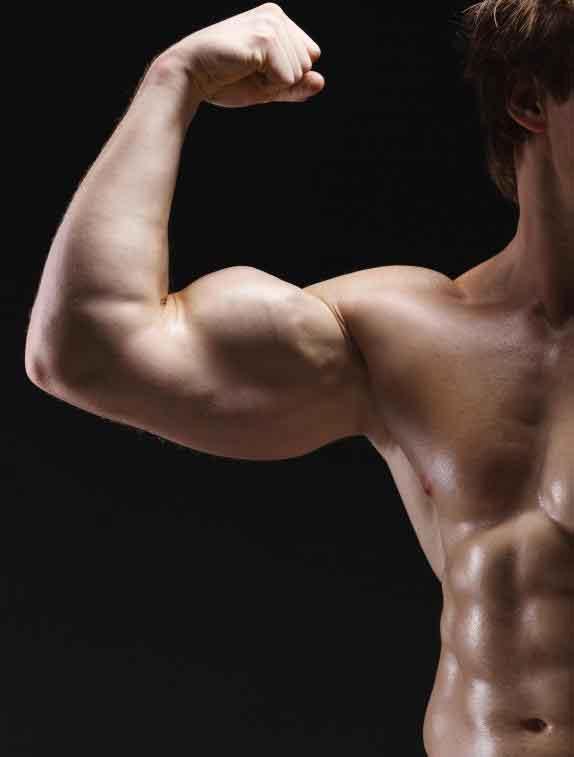 Культуристы могут использовать стероидные добавки