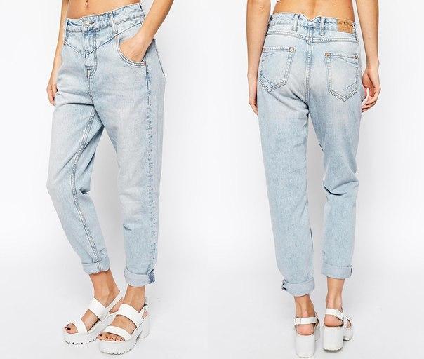 ec69d4287c0 Купить легендарные mom-джинсы можно в масс-маркете и винтажных магазинах –  ищи в Topshop