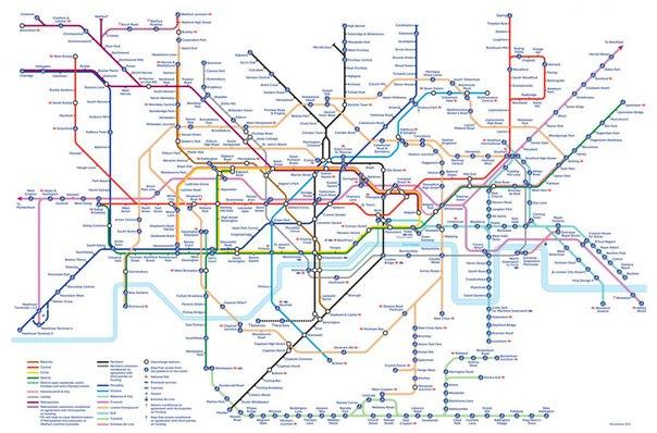 Как сделать копию карты метрополитена