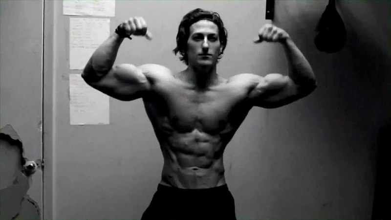 Fitness motivation - Sadik Hadzovic