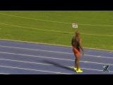 Asafa pulls up in 100m at JAAA Meet by SportsXplorer Multimedia