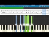 Aaron Zigman - (Steve's Theme) The Last Song - piano lesson piano tutorial