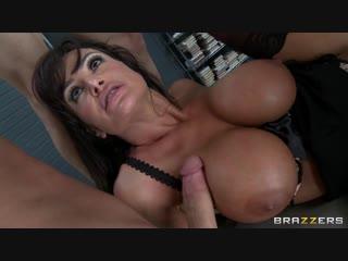 Lisa Ann  [ BlowJob CumShot Balllicking Milf Bigass Big