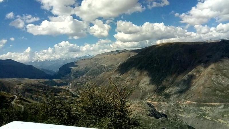 Перуанские дороги