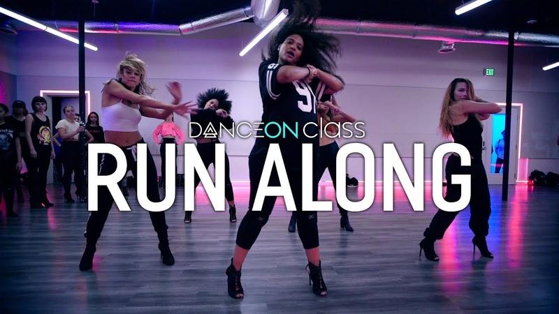 Taliwhoah - Run Along | Shirlene Quigley Choreography | DanceOn Class