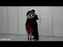 Преподаватель Герман Констанц.Видеоурок шаги в Аргентинском танго.