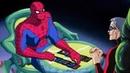 Знакомство с Мадам паутиной Человек паук 1994 Мультсериал