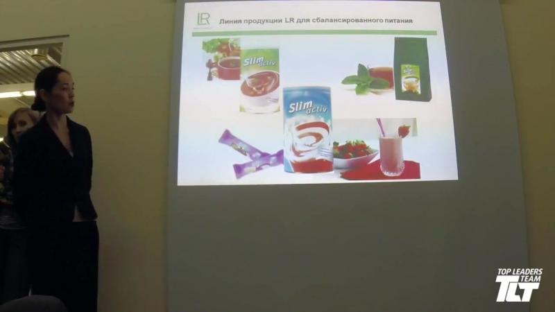 Врач диетолог про Правильное питание - Зульфия Хабибуллина! Slim Active - сбалан