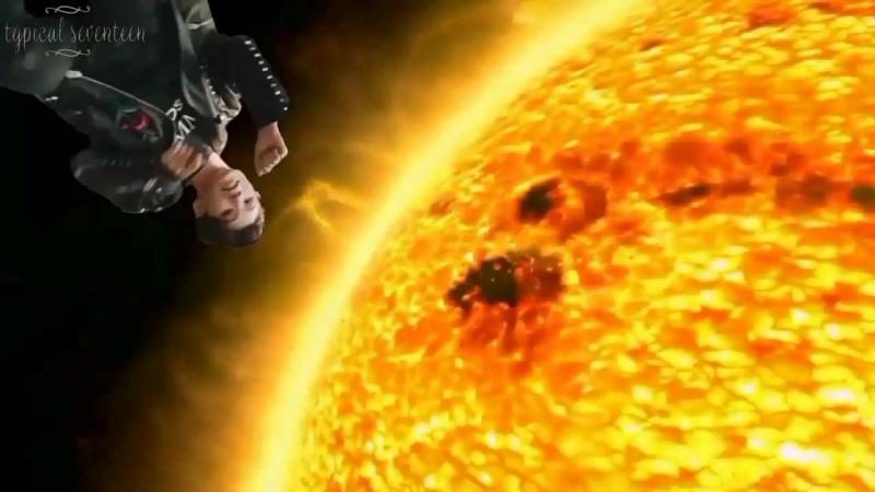 Уджи в космосе