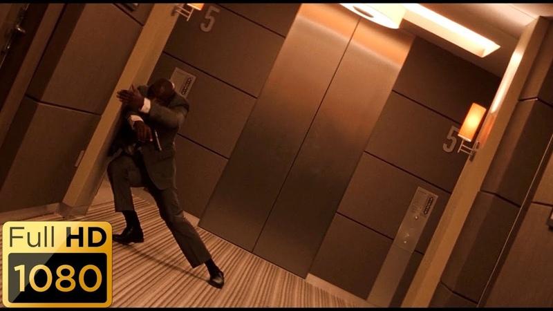 Драка в коридоре при изменении гравитации Начало